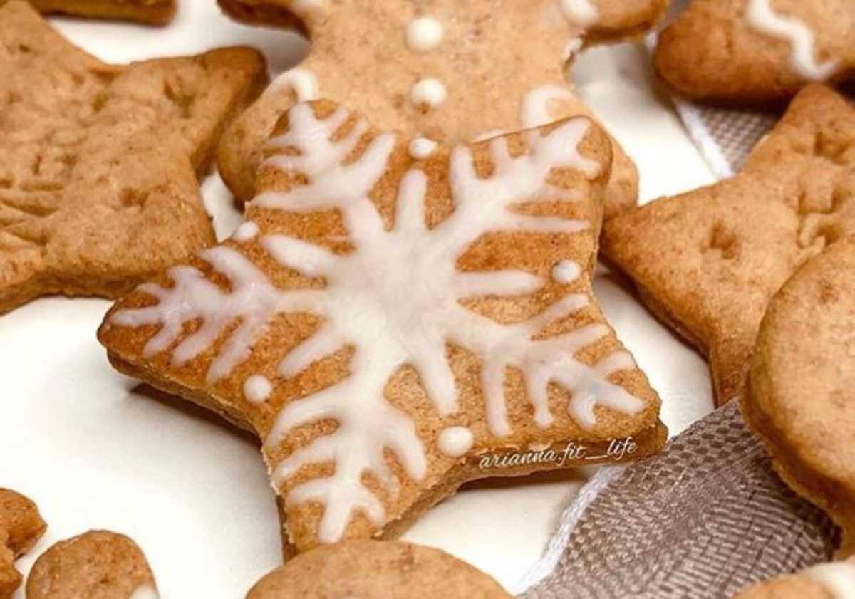 La ricetta dei Gingerbread senza zucchero, i biscotti natalizi facilissimi!