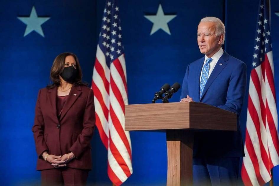 joe Biden presidente stati uniti discorso della vittoria