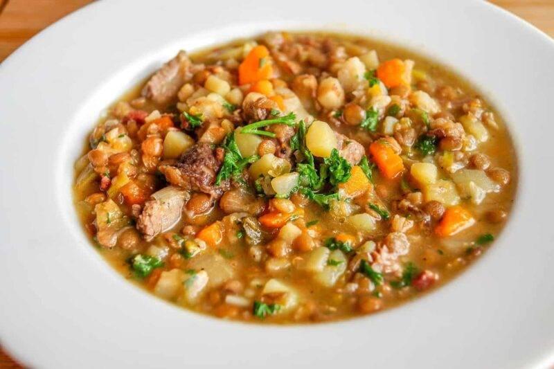 zupa di lenticchie