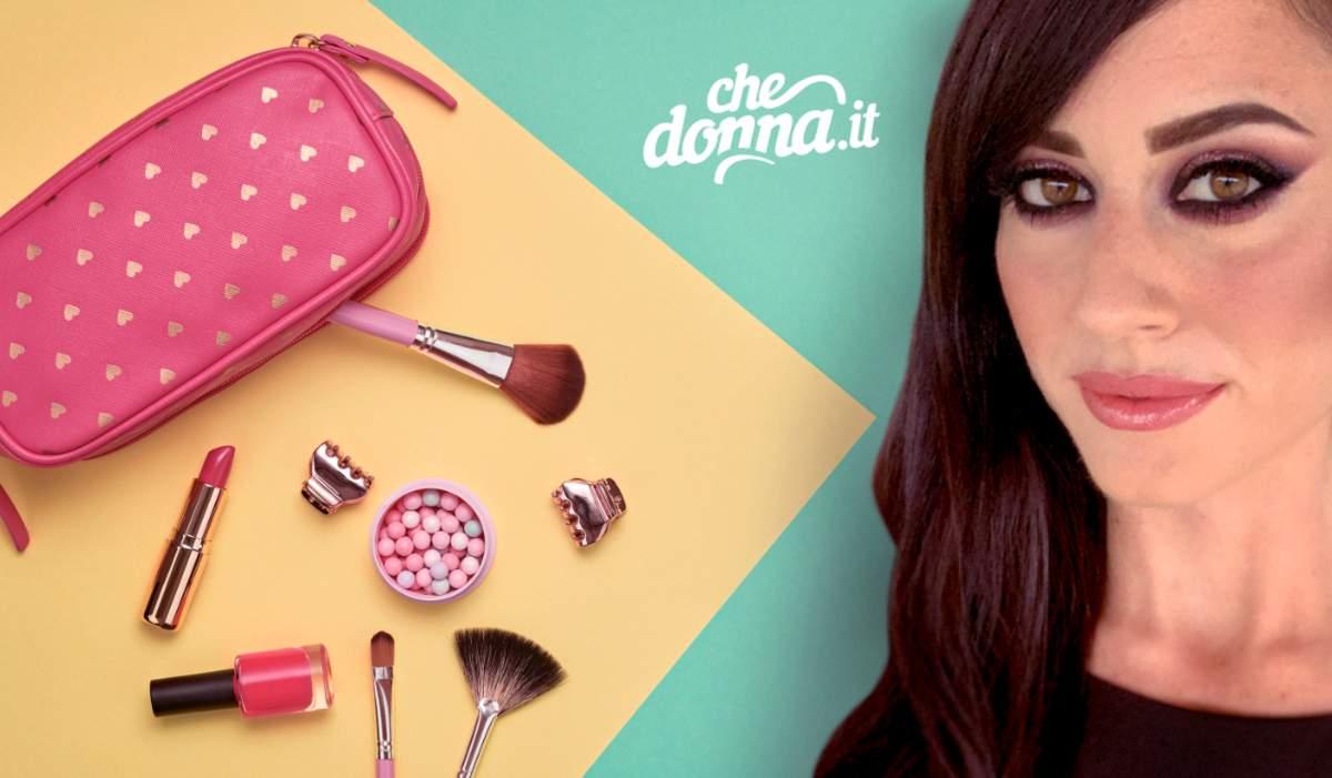 makeup facile con Francesca Pagano