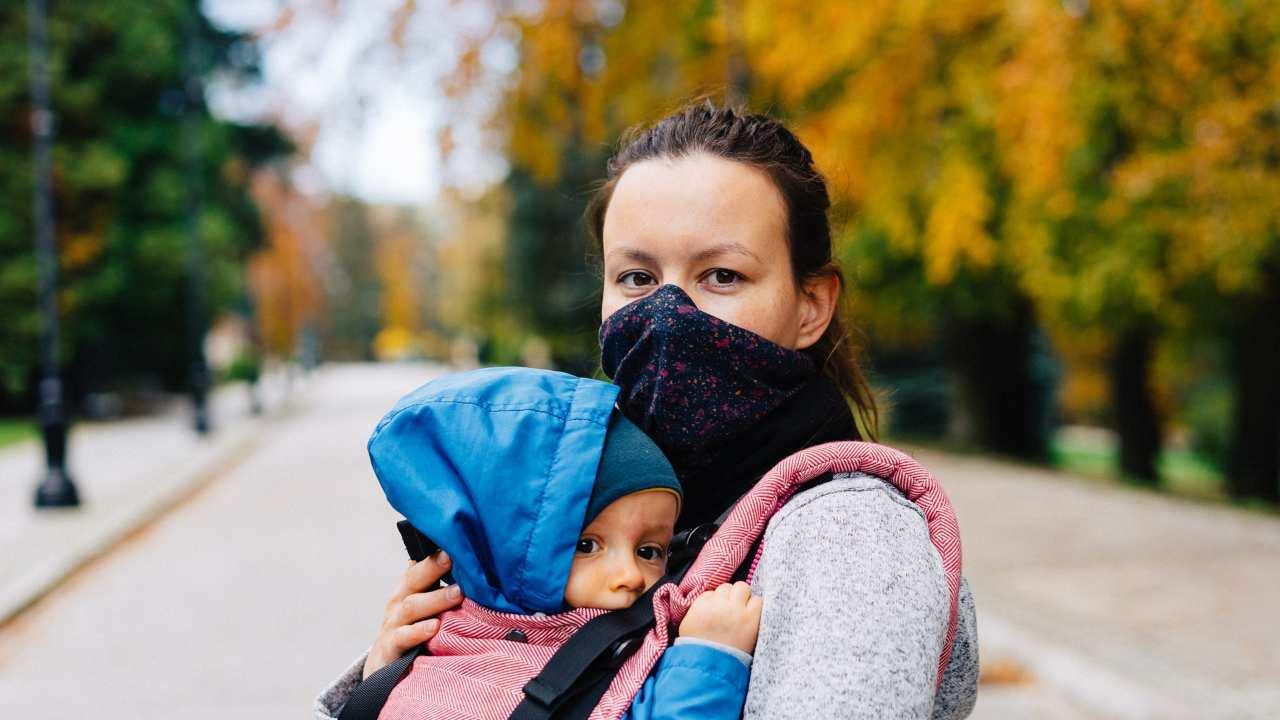 covid-19 bambini 4% infetti