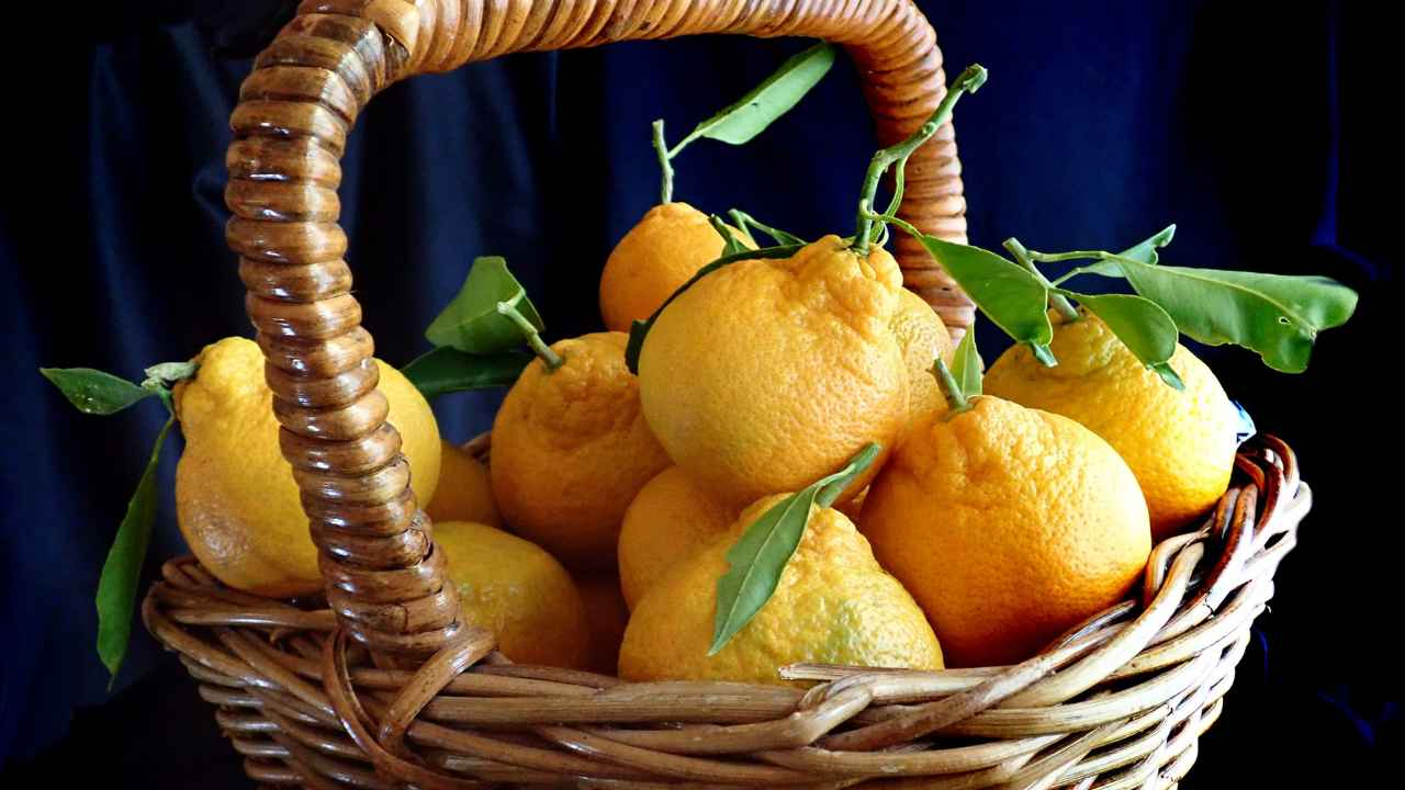 mandarini dimagrire