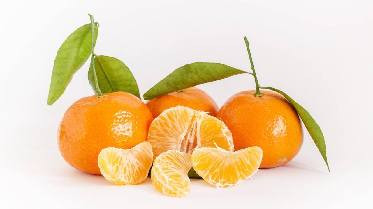 mandarini fanno dimagrire
