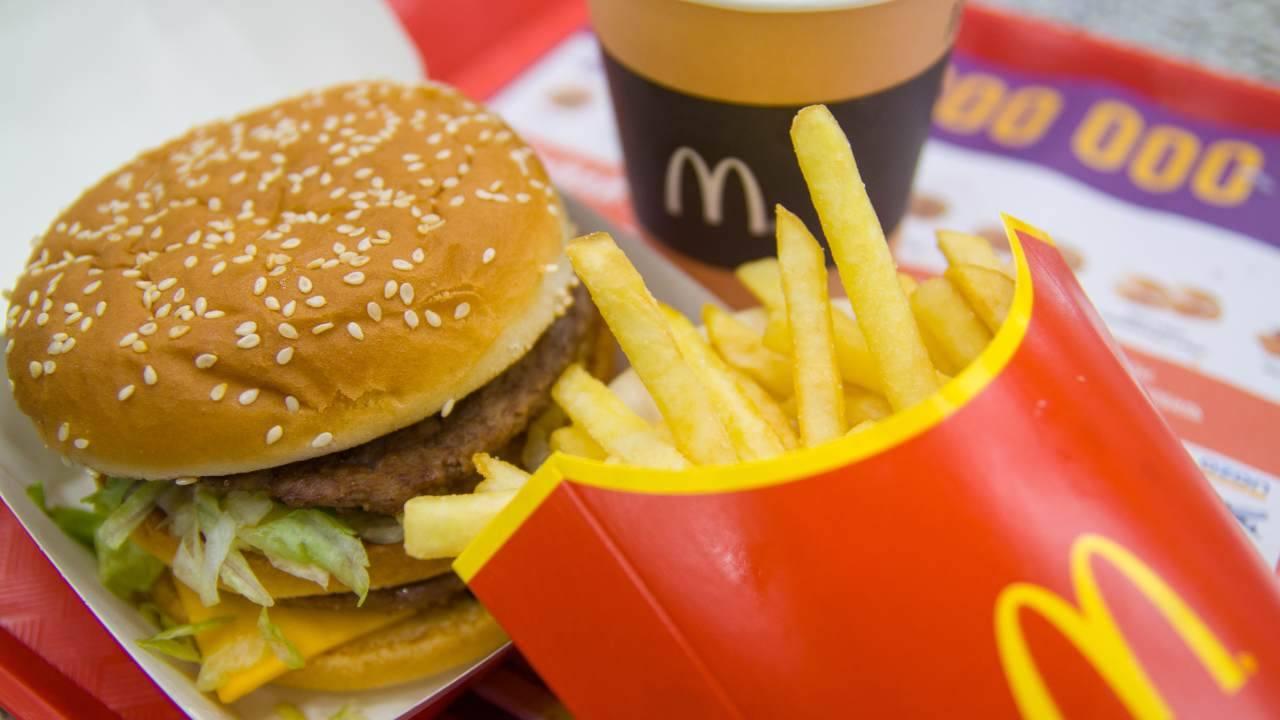 McDonald's cena fatta in casa
