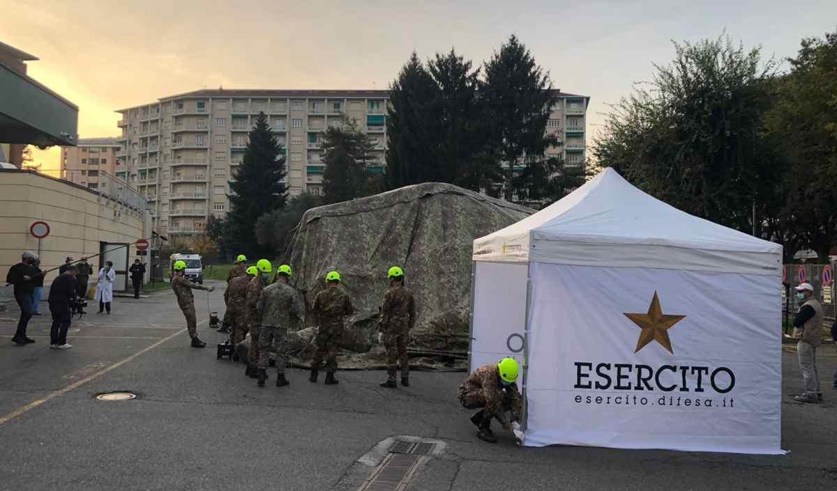 L'Esercito e le Forze Armate in prima linea per la lotta al Covid: Sergio mattarella plaude al loro impegno