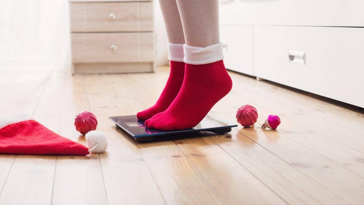 stimolare metabolismo in vista del Natale