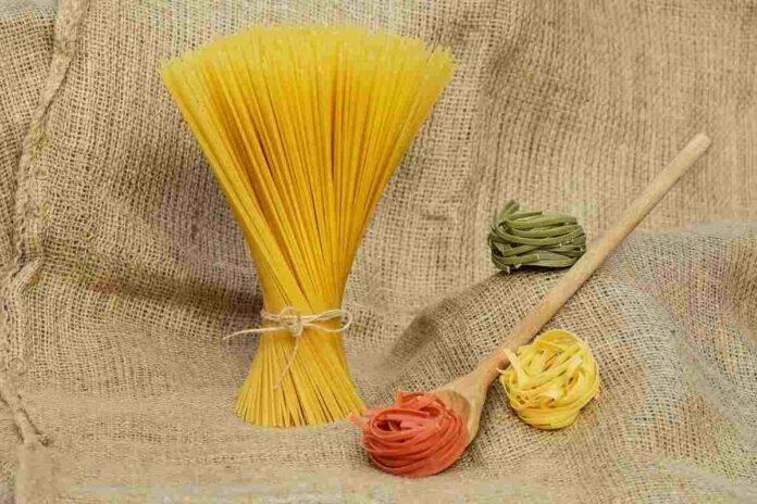 Come sostituire la pasta