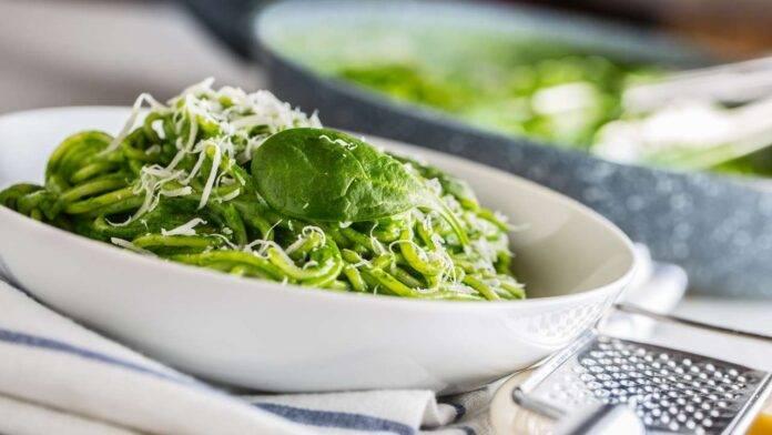 pasta ricotta spinaci