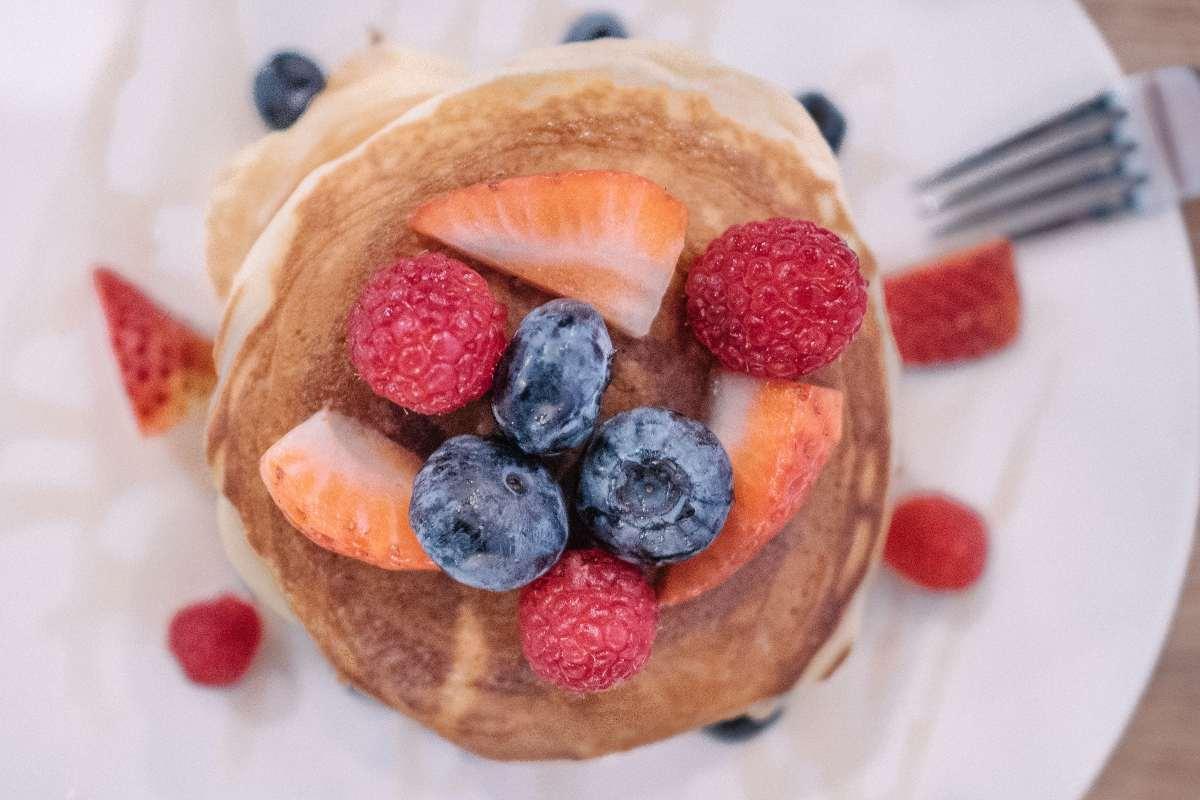 Pancake perfetto grazie a questo trucco!