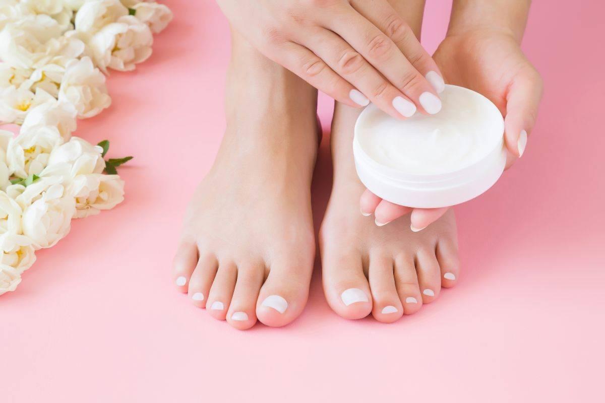 pelle secca piedi trattamenti