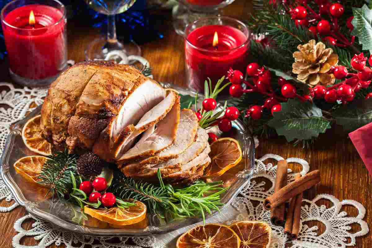 Pranzo di Natale ricette a base di carne