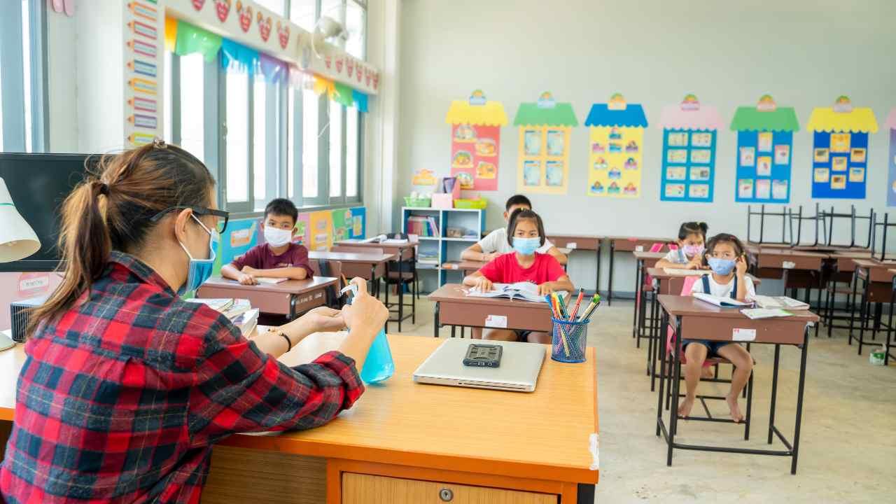 scuole no diffusione covid-19