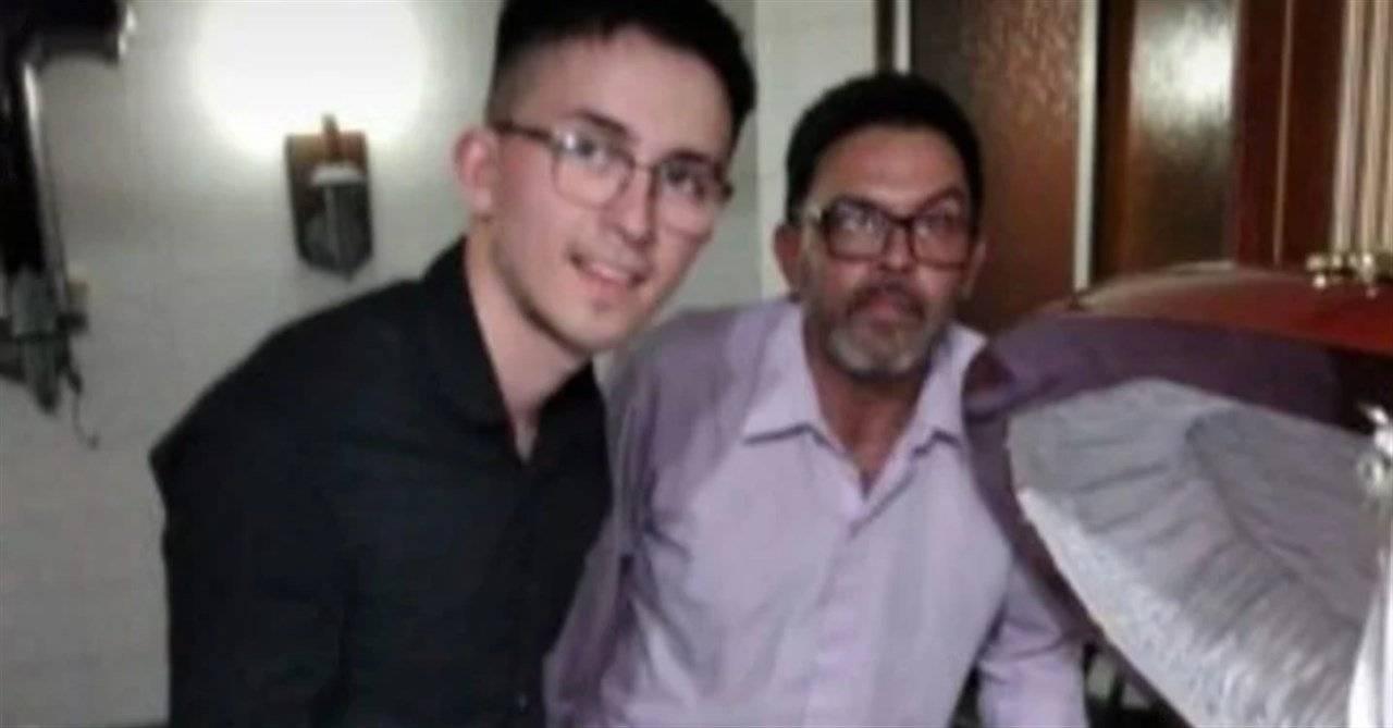 selfie maradona morto