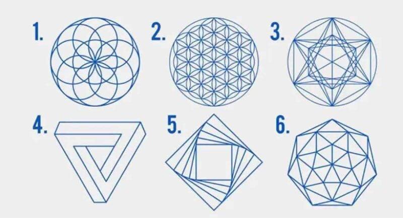 test simboli desideri