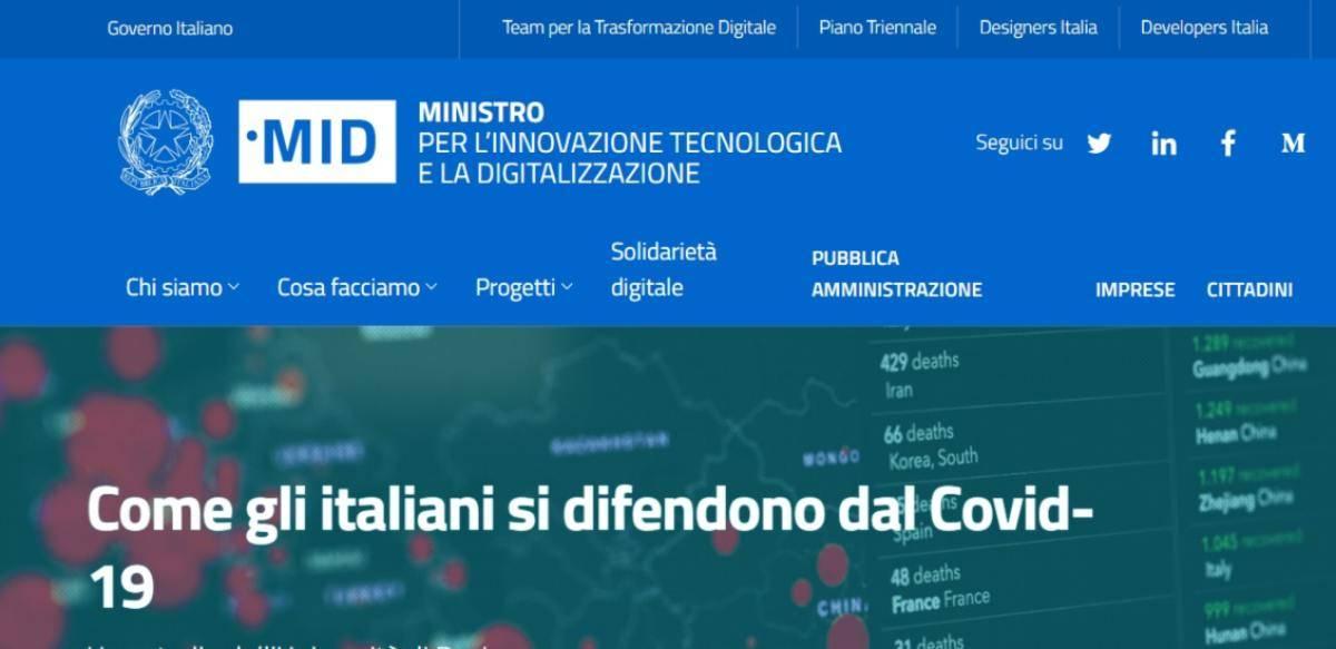 L'Università di Pavia ha ideato un sondaggio per aiutare gli italiani ad uscire dalla crisi Covid