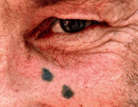 tatuaggi carcere