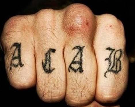 tatuaggi prigione