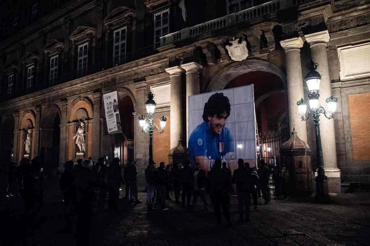 Morta Maradona, non mancano alcuni commenti polemici dei Vip