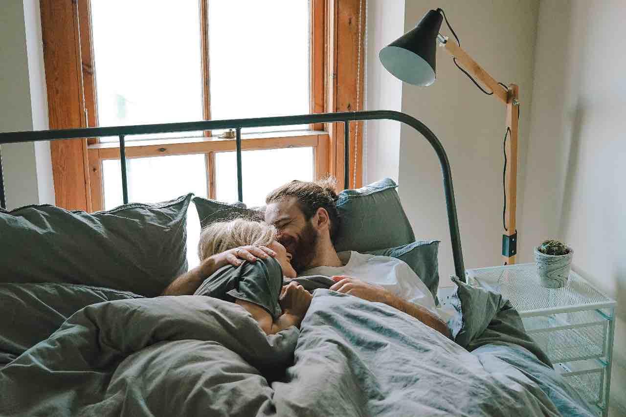 momenti intimità coppia