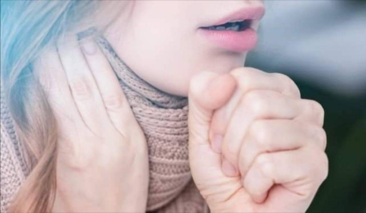 scopri se sei sintomatico con un colpo di tosse
