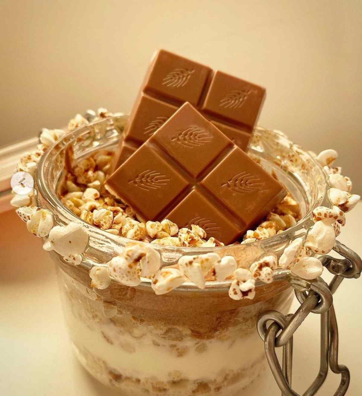 Kinder Cereali fatto in casa, una prelibatezza con poche calorie!
