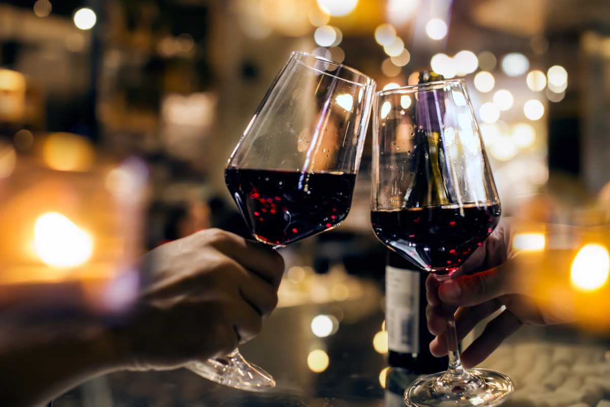 vino abbinato al cibo pranzo di Natale