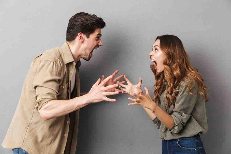 coppia motivi di litigio