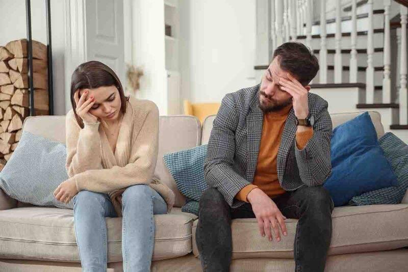stress nella coppia