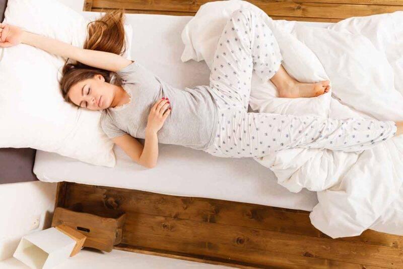 posizione sonno