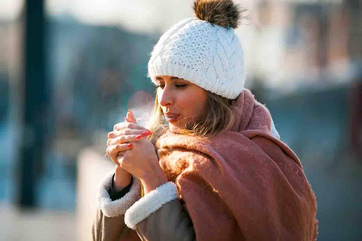 gesti anti freddo