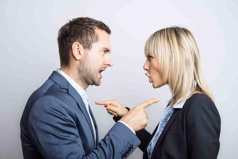 coppia motivi litigi