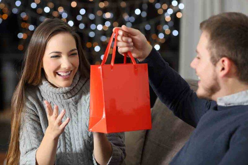regali di Natale partner