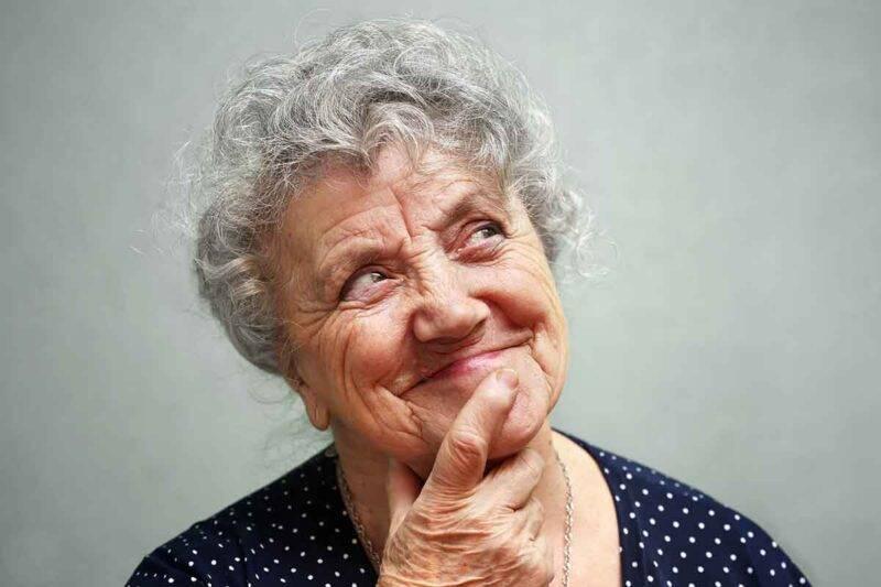 nonna longevità