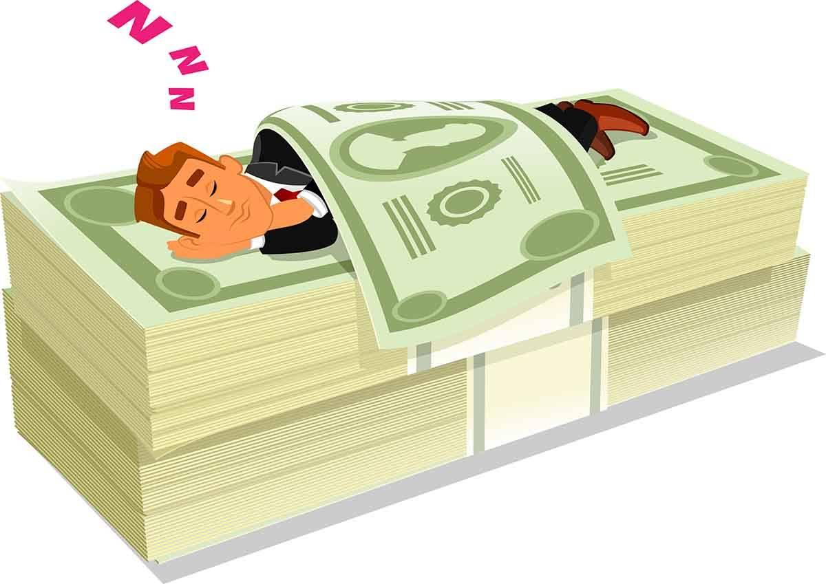 sonno e soldi