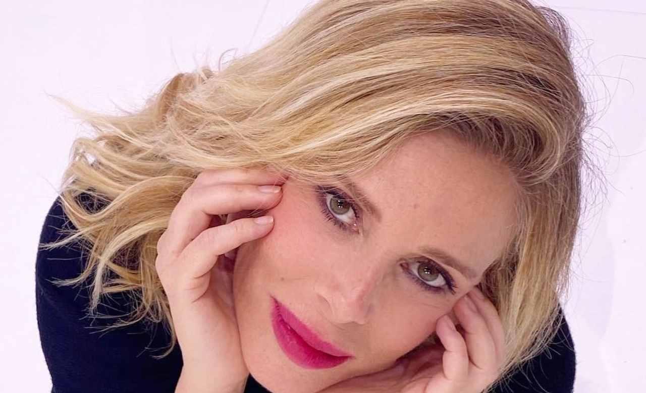Alessia Marcuzzi confessione intima