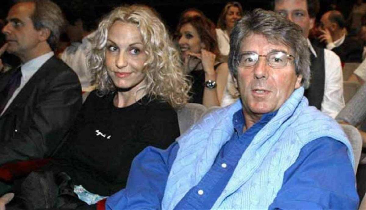Antonella Clerici e Sergio Cossa