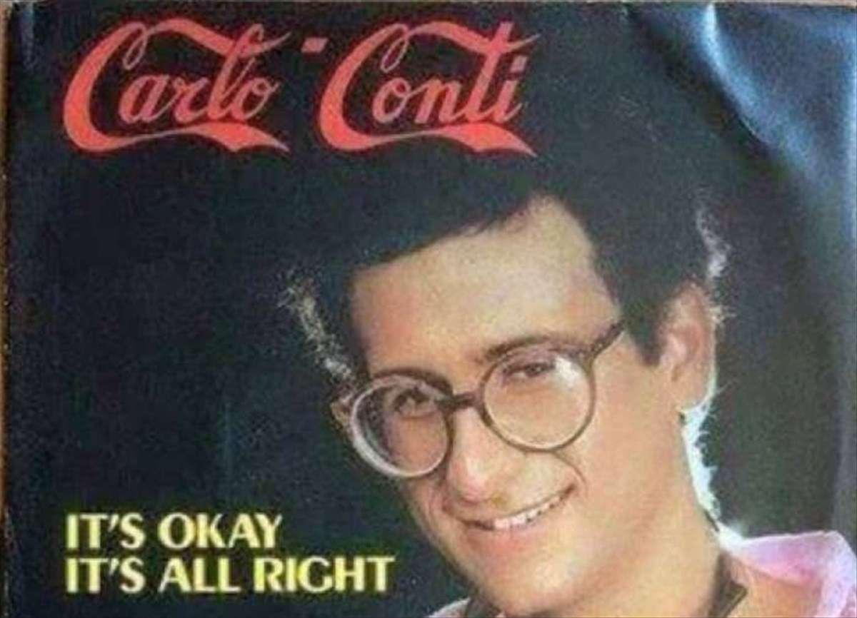 copertina disco carlo conti