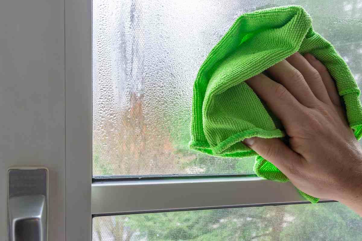 Come eliminare condensa