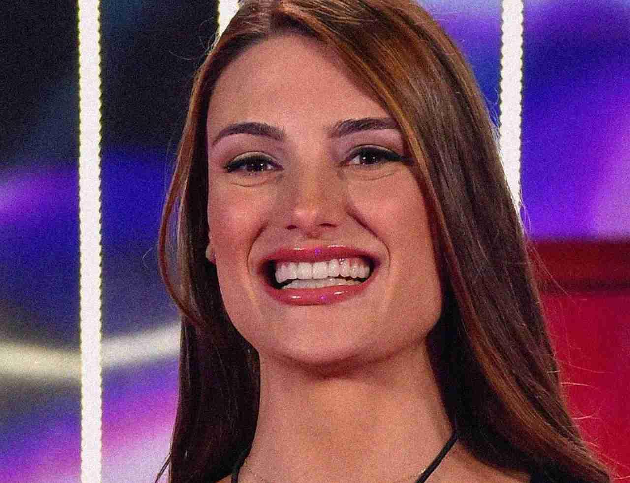 Francesca Pepe che sorride