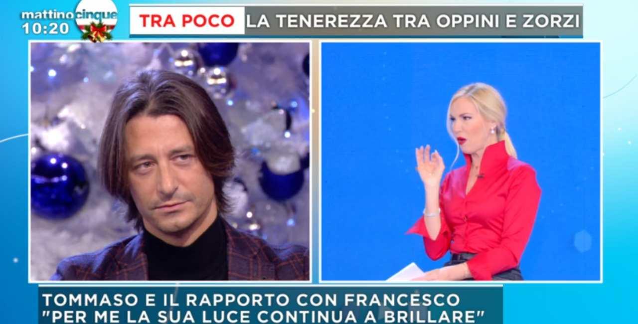 Francesco Oppini e Federica Panicucci
