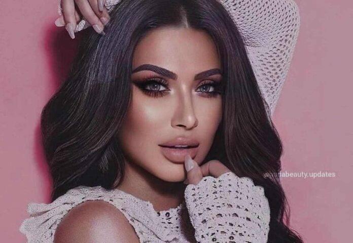 Huda Beauty makeup instagram