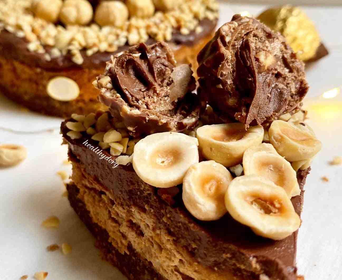 Rocher Cheesecake perfetta
