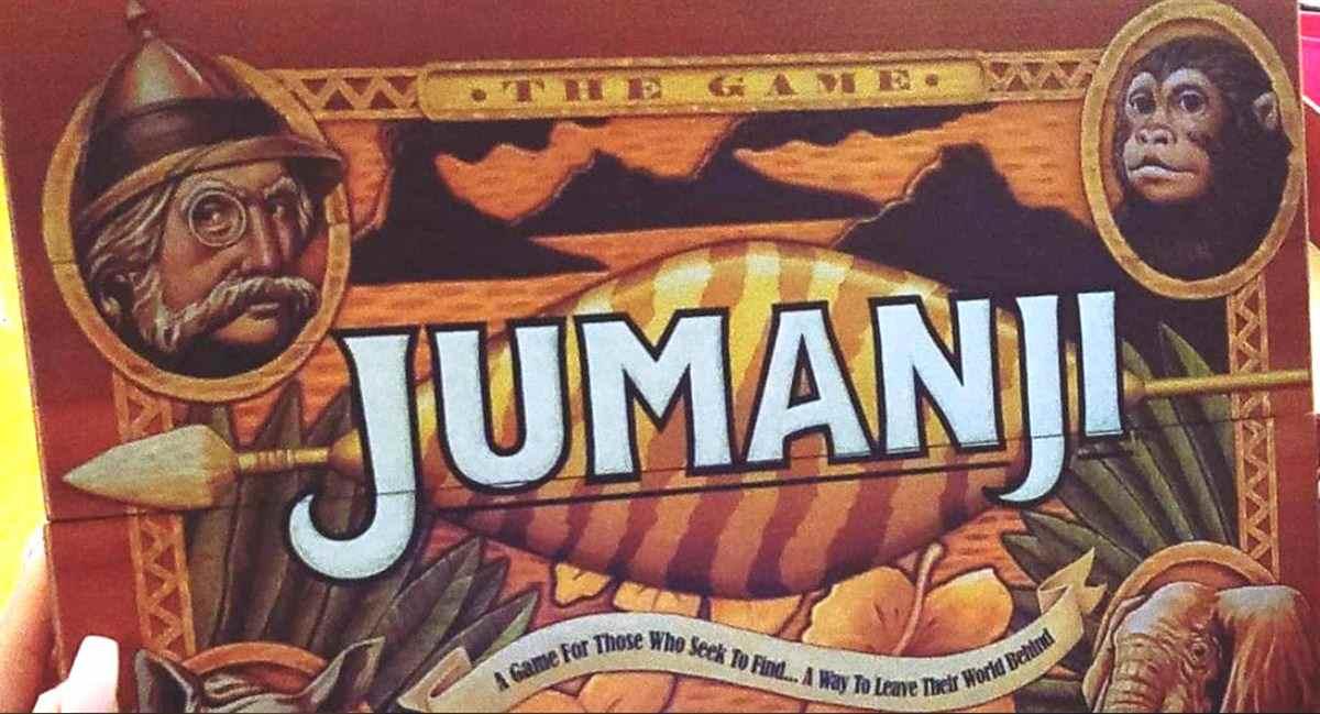 Jumaji gioco