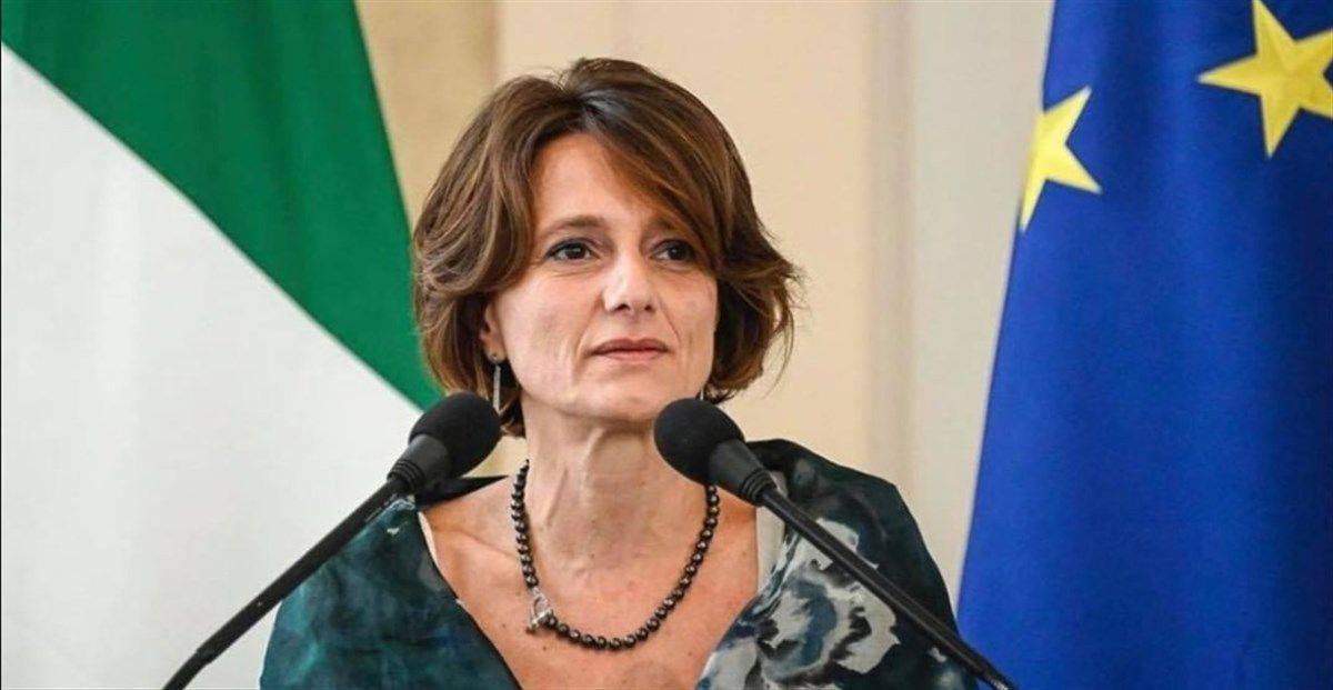 Elena Bonetti ministro pari opportunità