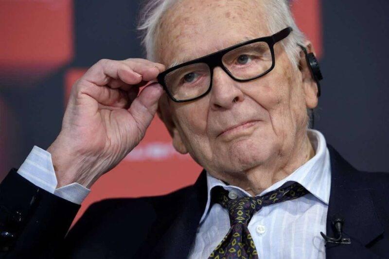 Pierre Cardin è morto a 98 anni (Getty Images)