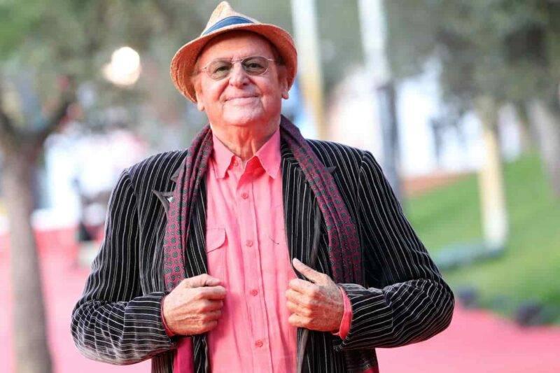 Renzo Arbore non teme il vaccino anti-Covid (Getty Images)