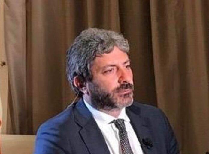 Roberto Fico, tributo a Piersanti Mattarella (Getty Images)