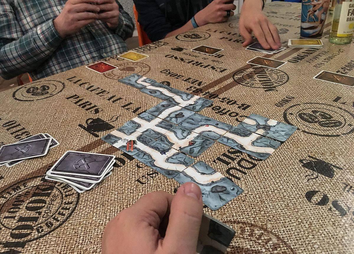 gioco carte natale gruppo