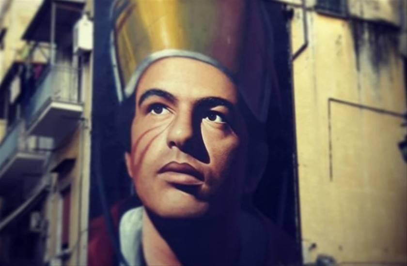 san gennaro murale