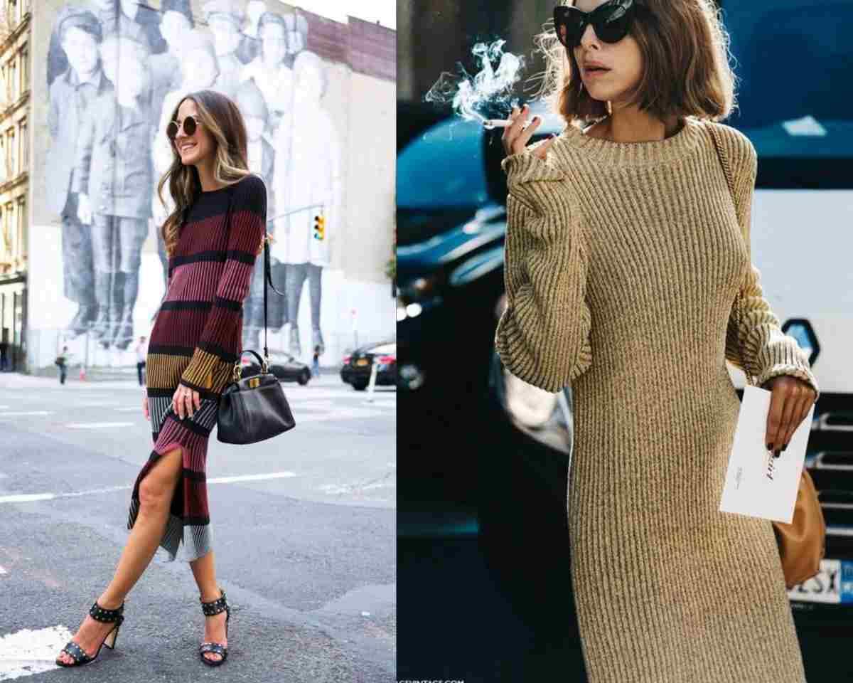 maglione vestito